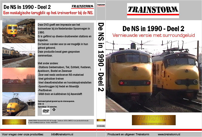 De NS in 1990 deel 2