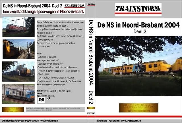 De NS in Noord-Brabant 2004 deel 2