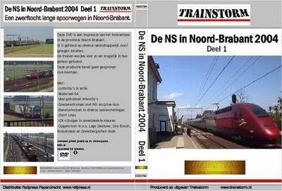 De NS in Noord-Brabant 2004 deel 1
