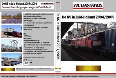 De NS in Zuid-Holland 2004/2005