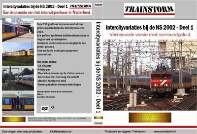 Intercityvariaties bij de NS 2002 deel 1