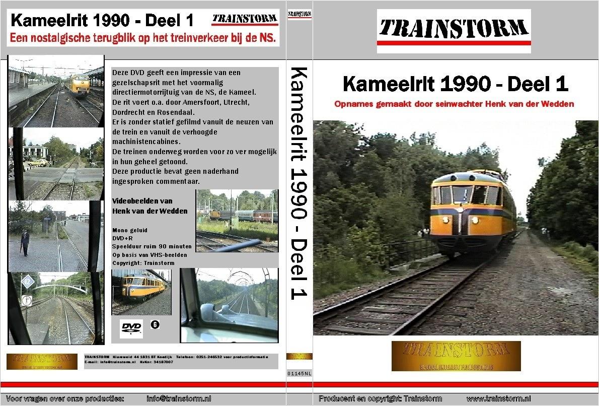 Kameelrit 1990 deel 1