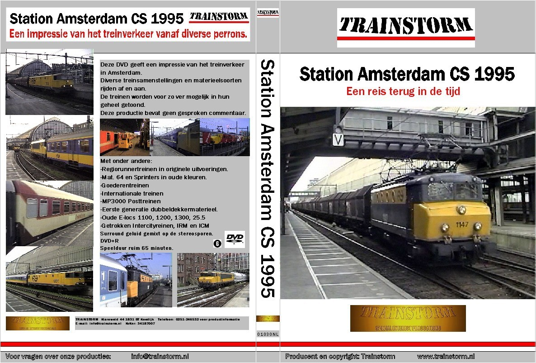 Station Amsterdam CS 1995