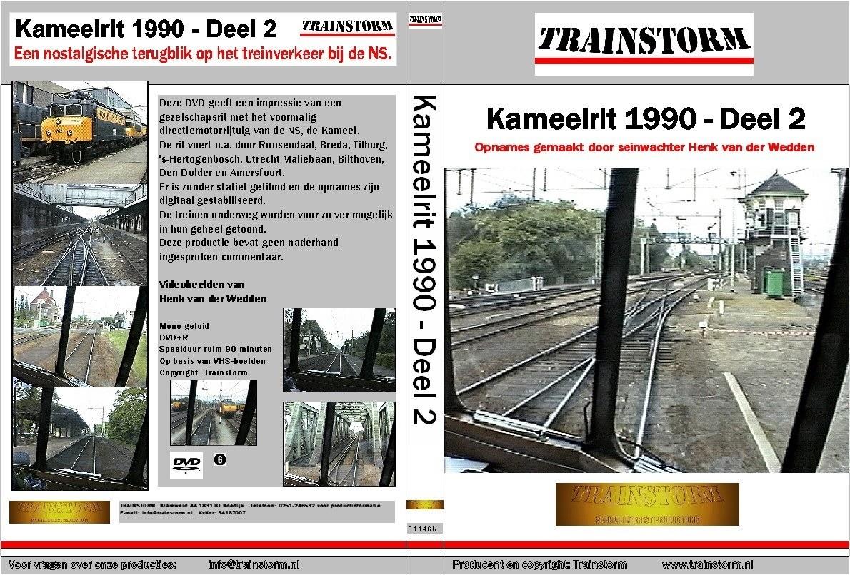 Kameelrit 1990 deel 2