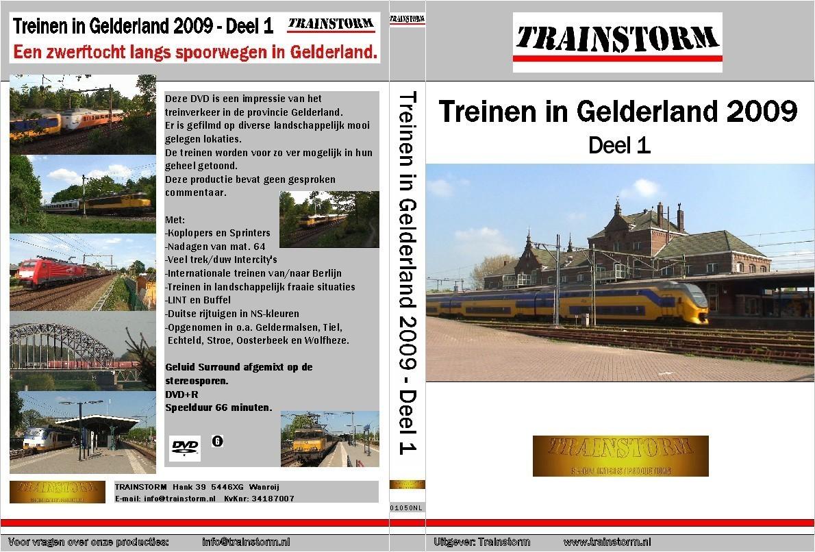 Treinen in Gelderland 2009 deel 1