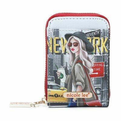 Визитница PRT7000-WTS NEW YORK WALK