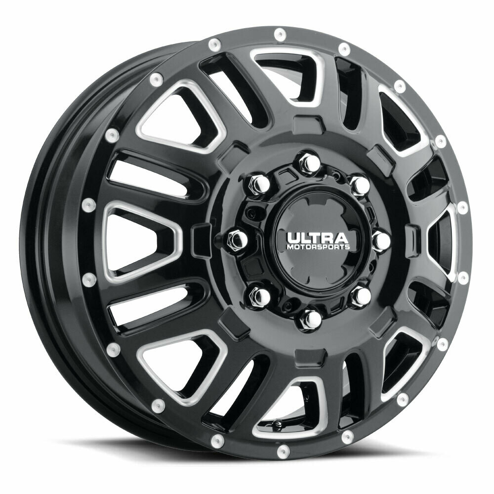 "ULTRA MOTORSPORTS 003 HUNTER TRUCK DUALLY 17""x 6.5"""