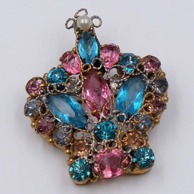 Vintage Original by Robert Crown Brooch