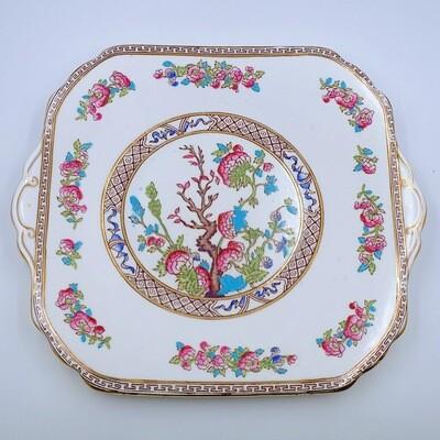 Интерьерная тарелка Imari Porcelain