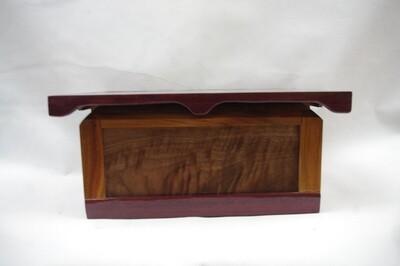 Walnut & Exotic Wood Box