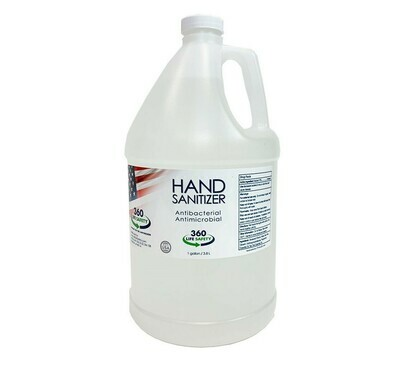 Hand Sanitizer - 1 gal. Re-fill Bottle (ea.)
