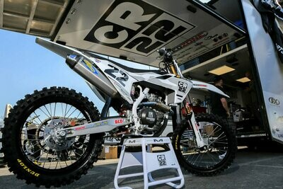 Chad Reed 2018 Replica Decal Kit