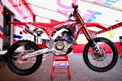 Cole Seely Military Appreciation Replica Decal Kit