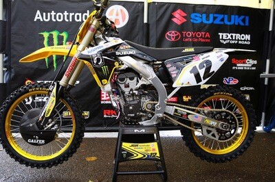 Jake Weimer Military Appreciation Replica Decal Kit