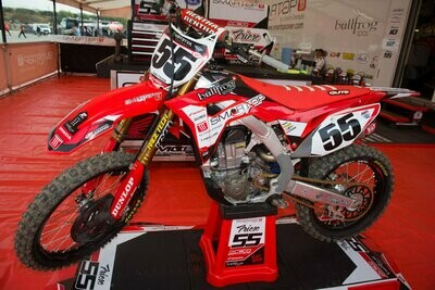 Vince Friese  2018 Replica Decal Kit