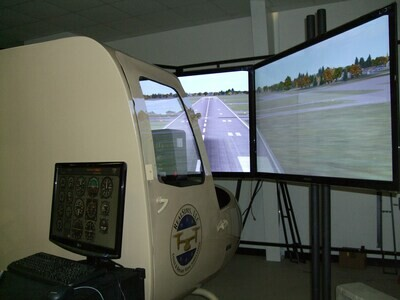 RealSims ProSeries Bell206B-3LED Display FTD