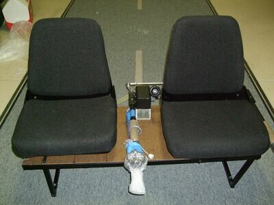 Seats with Base Frame Assembly