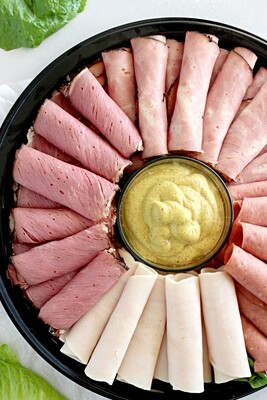Build-Your-Own Cold Cuts Package