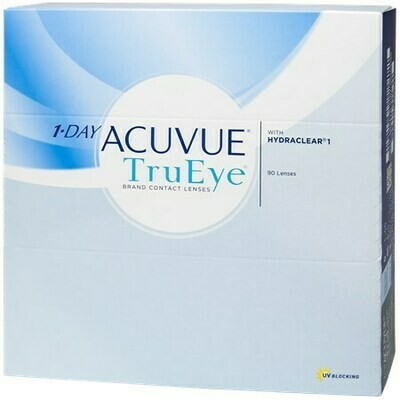1-DAY ACUVUE TruEye 90 Pack (90 Lenses/Box)
