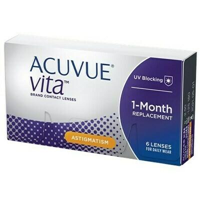 ACUVUE VITA for Astigmatism (6 Lenses/Box)