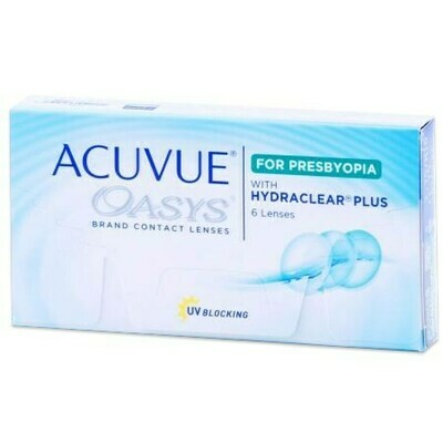 ACUVUE OASYS for PRESBYOPIA (6 Lenses/Box)