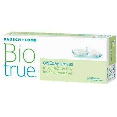 Biotrue ONEday (30 pack) (30 Lenses/Box)
