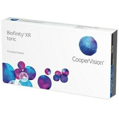 Biofinity XR Toric (6 Lenses/Box)