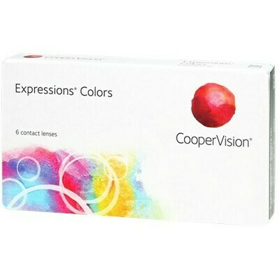 Expressions (6 Lenses/Box)
