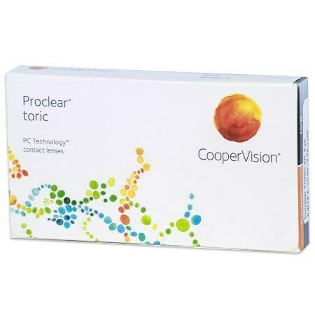 Proclear Toric XR (6 Lenses/Box)