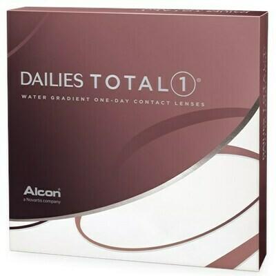 DAILIES TOTAL1 90 Pack (90 Lenses/Box)