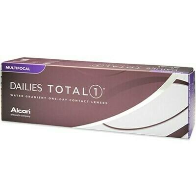 DAILIES TOTAL1 Multifocal 30 Pack (30 Lenses/Box)