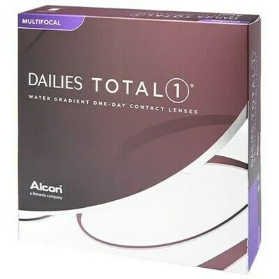 DAILIES TOTAL1 Multifocal 90 Pack (90 Lenses/Box)