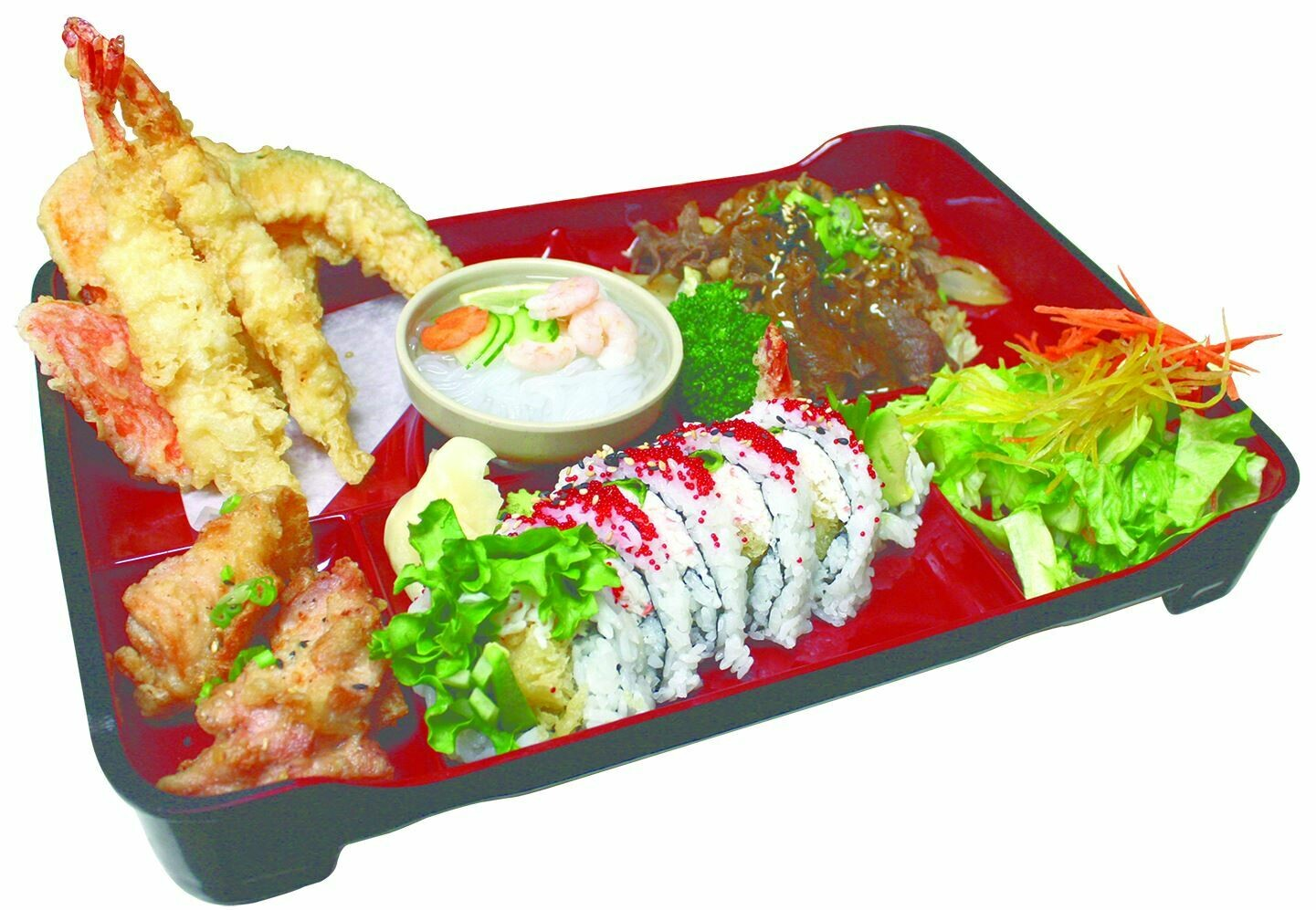 Teriyaki Box (Beef Teriyaki)