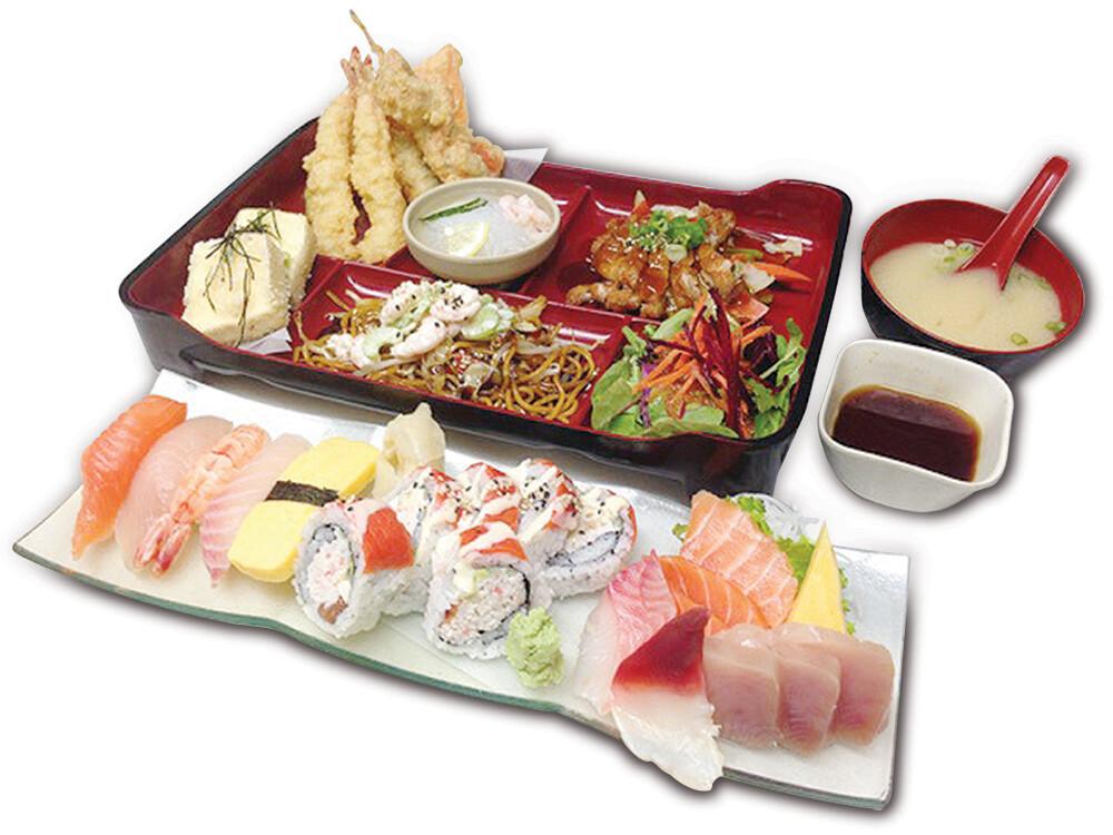 NaNa Sashimi & Sushi Box (Beef)