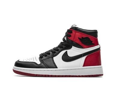 Jordan 1 Retro High Satin Black Toe