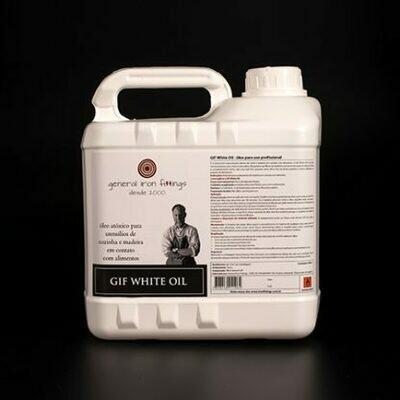 GIF White Oil 250MLS