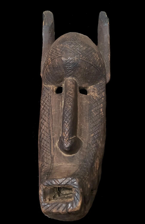 Hyena Mask / West Africa