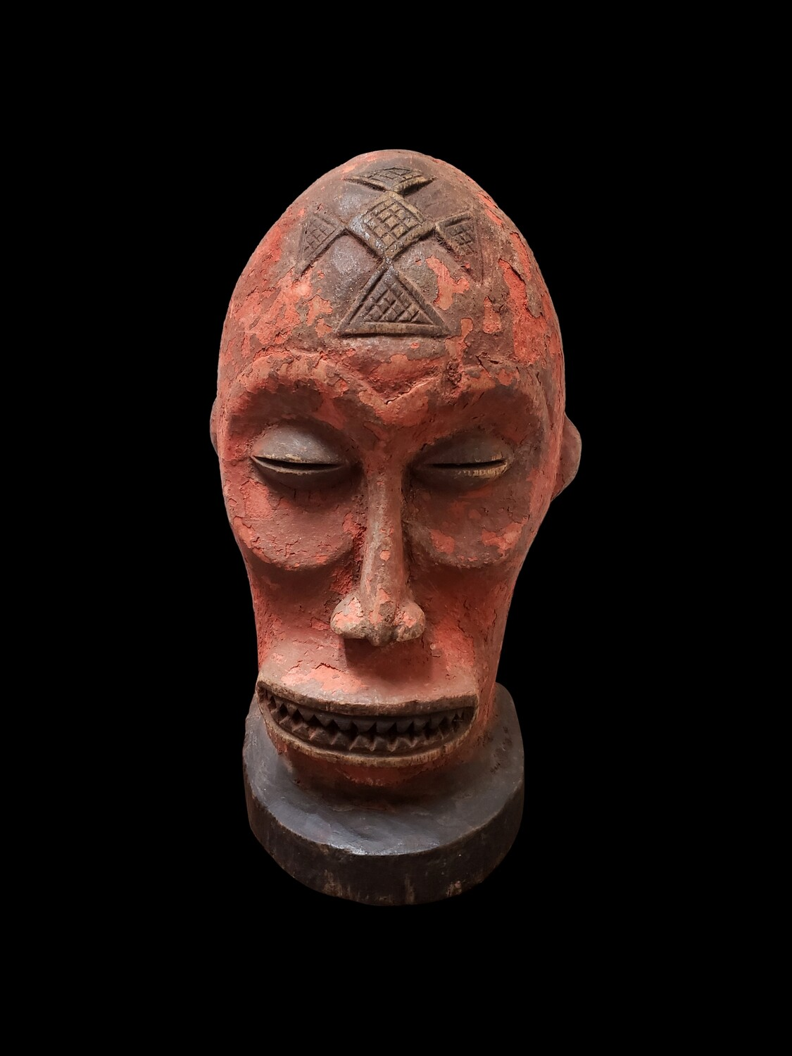 Chokwe Chihongo Mask / Central Africa