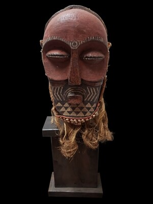 Kuba Mask / Central Africa