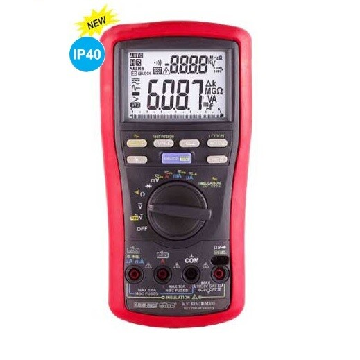 Kusam Meco KM887 True RMS Digital Insulation Multimeter