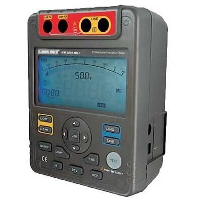 Kusam Meco KM2805-MK1 Digital Insulation Resistance Tester (5KV, 1Tera Ohms)