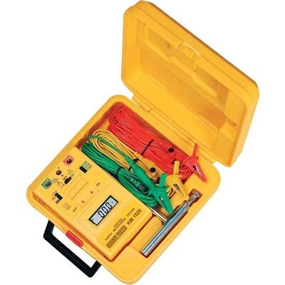 Kusam Meco KM1520 Digital 3 Wire Earth Tester