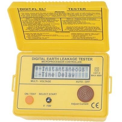 Kusam Meco KM2820EL - Digital ELCB Tester