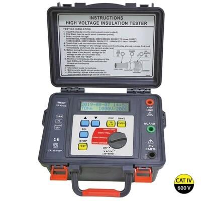 Kusam Meco KM4310IN - 10KV Insulation Tester