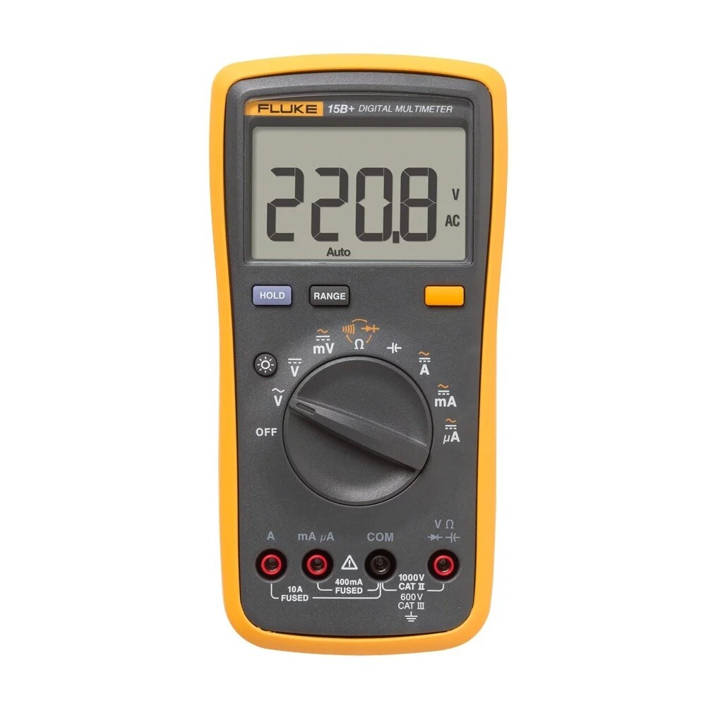 Fluke 15B+ Digital Multimeter