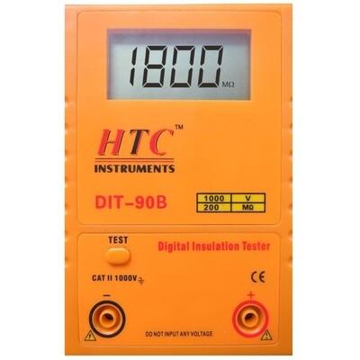 HTC DIT-90B Digital Insulation Tester 1000V - 200MOhms