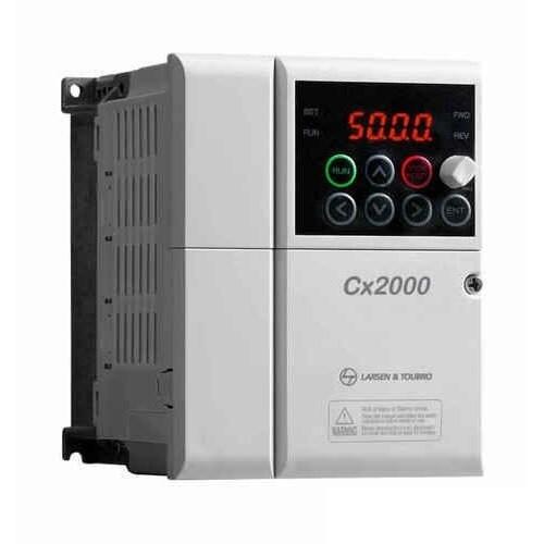 L&T Cx2000 VVVF 3 phase Drive 2.2 kW / 3HP - LTVF-C40007BAA VFD