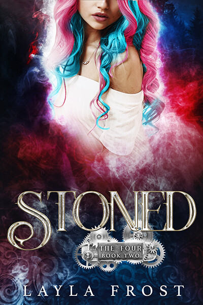 Stoned (The Four Series book 2) Paperback