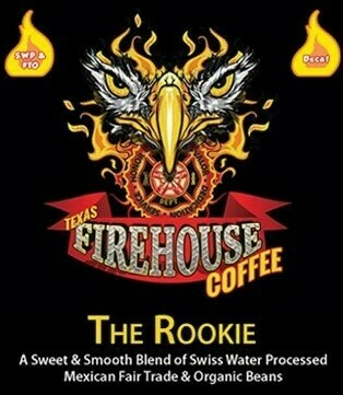 Rookie (decaf, 12oz)