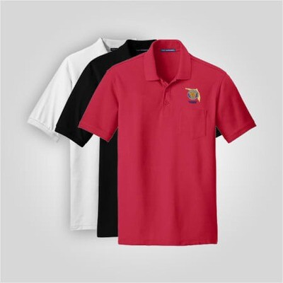 Dept Of Florida Pocket Polo